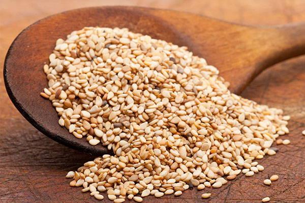 Семена кунжута дарят коже здоровье